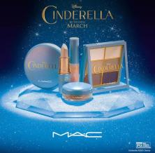 MAC Cinderella make up line