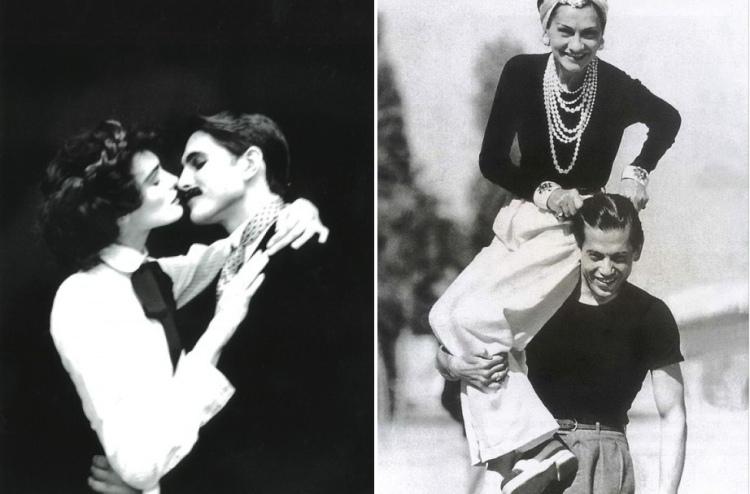 Coco Chanel y Boy Capel