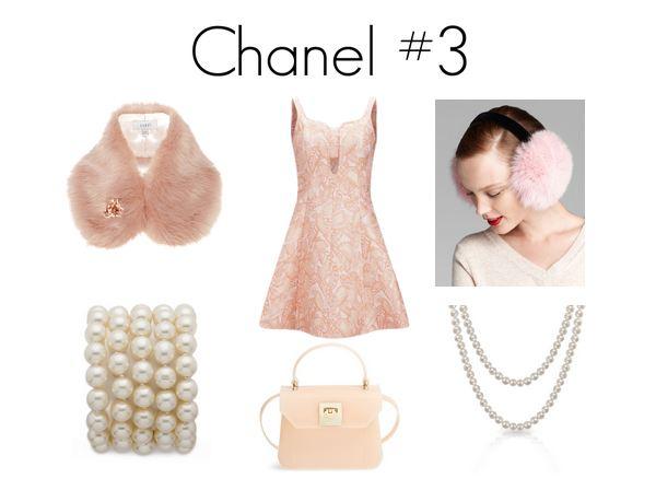 Chanel 3 costume