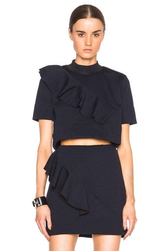 ruffle_top_miniskirt