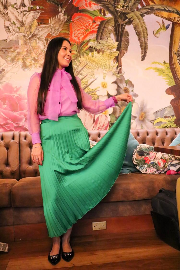 falda-verde-shein-4